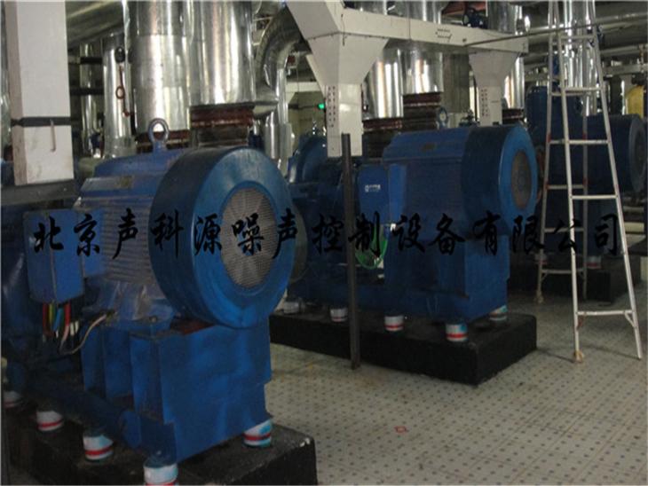 大型冷却泵噪声治理