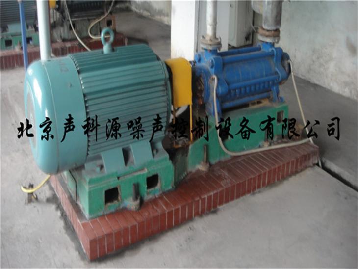 具体的水泵房噪声治理应该怎么做呢?