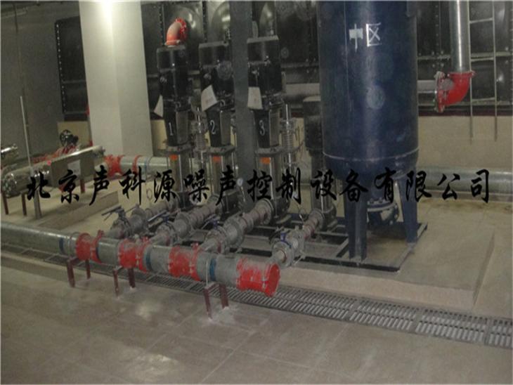 水泵房噪声治理的几个措施